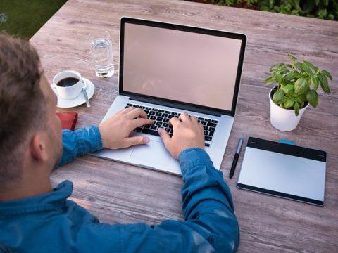 ordinateur pour travailler