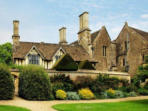 grand jardin maison
